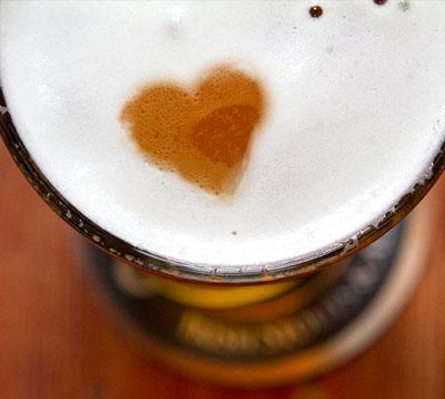 birra cuore